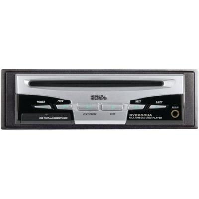 BOSS Audio Systems BV2650UA DVD Player with USB and Memory Card Ports