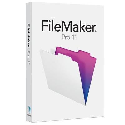 Upgrade French Filemaker Pro 11