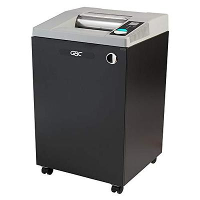 GBC Paper Shredder, Commercial TAA Compliant, Jam Stop, 22 Sheet Capacity, Cross-Cut, 20+ Users, CX22-44 (1758582)