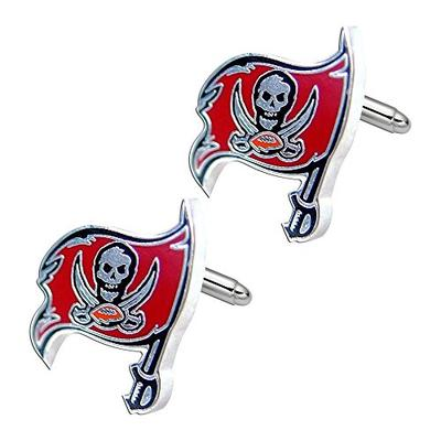 NFL Tampa Bay Buccaneers Cut-Out Cuff Links