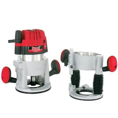 Freud FT1702VCEK 2-1/4-Horsepower Variable Speed Router with 2 Base Combo Kit - 1 Fixed base and 1 Plunge Base
