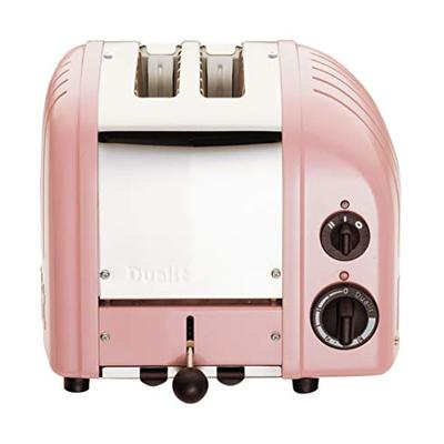 Dualit Classic 2-Slice Toaster, Petal Pink