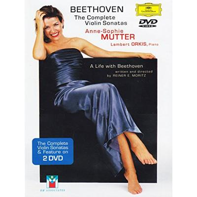 Beethoven - Complete Violin Sonatas (Anne-Sophie Mutter)
