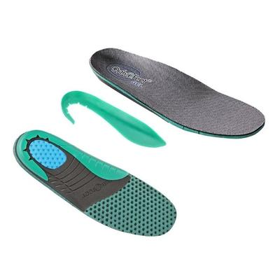 #1 Shoe Inserts Arch Support Plantar Fasciitis Orthotic Insoles for Flat Feet For Men | OrthoFeet, 10 / Wide