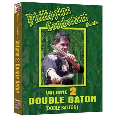 Philippine Combative Arts Vol. 2 - Double Baton (Doble Baston)