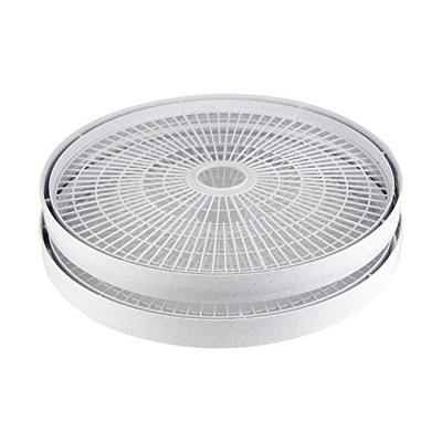 NESCO WT-2SG, Add-a-Tray for Dehydrator FD-37, Gray Speckled, Set of 2