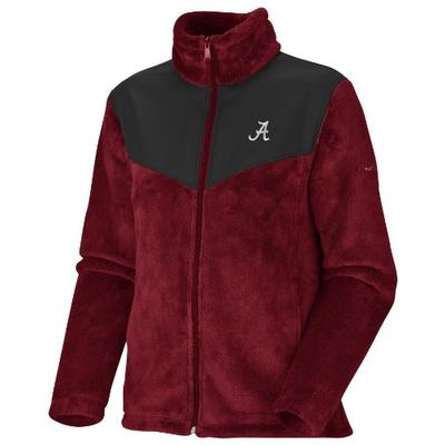 Alabama Plush Pass FZ, Beet/Grey Ice, Medium