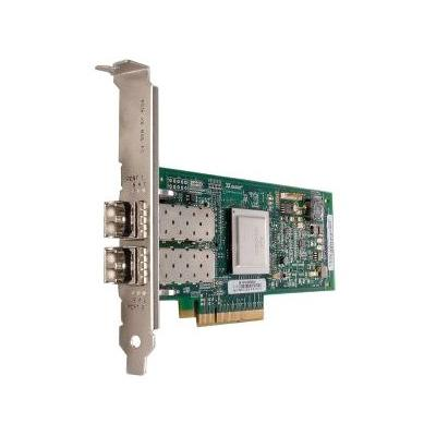 QLogic QLE2562-CK 8GB Dual Port Fc HBA PCIE8 Lc Multimode Optic